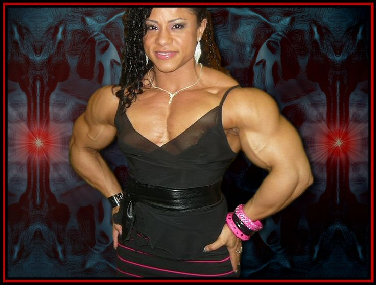 Muscle Babe Porn 4