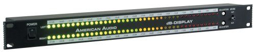 American Audio Db Metersoundactivated Rack Light, 2015 Amazon Top Rated Stage Lights #MusicalInstruments