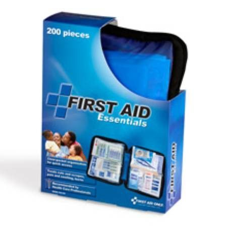 First Aid Kit First Aid Only Soft Size Pack, First Aid Only #1173889