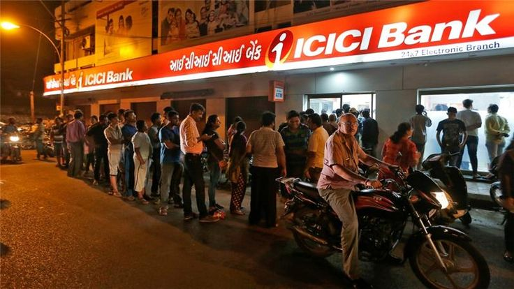 Modi Cancels the Notes – Indian ATM Chaos after PM Speech | Crowdpondent