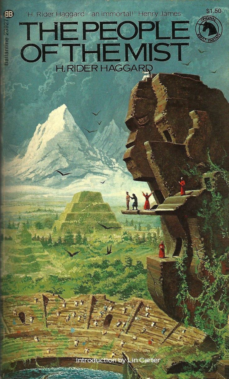 The People of the Mist H Rider Haggard-small