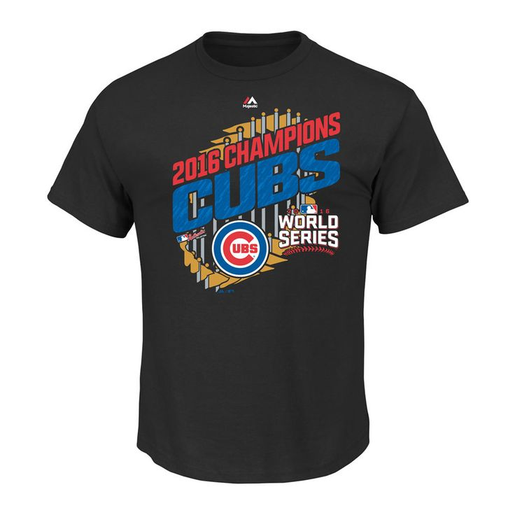 Chicago Cubs 2016 World Series Champions Youth Parade T-Shirt  #ChicagoCubs #Cubs #FlyTheW #WorldSeries SportsWorldChicago.com