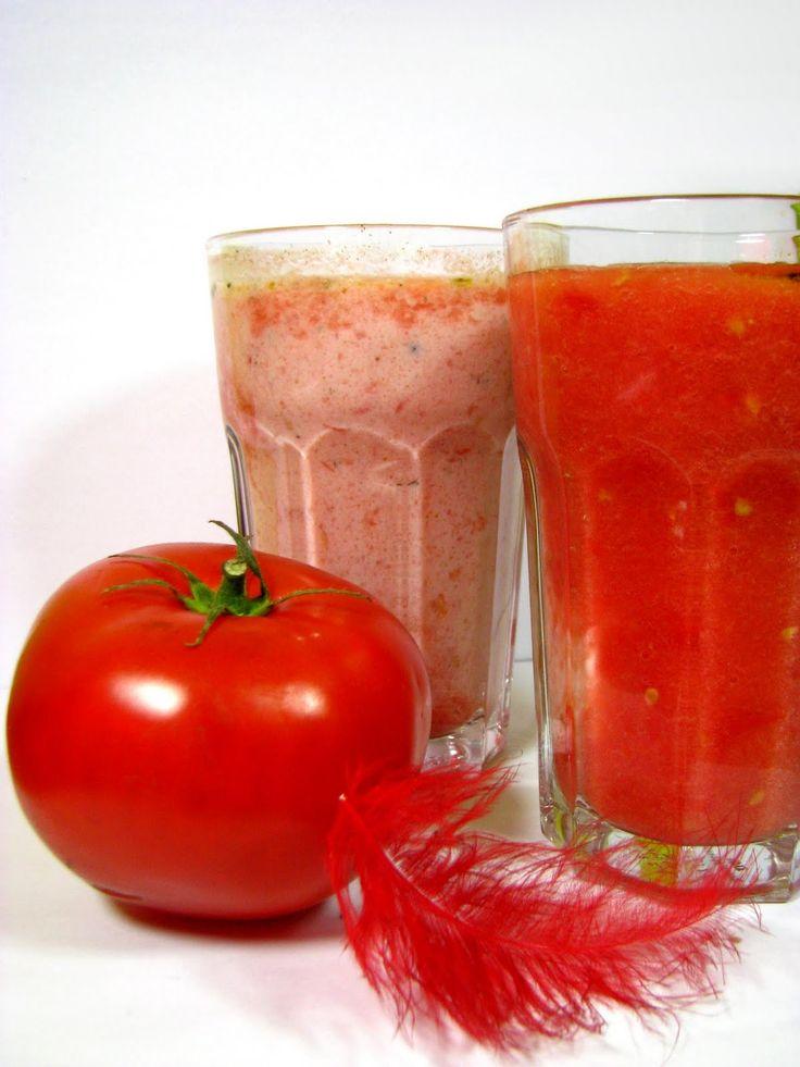 Диета томатный сок и сметана