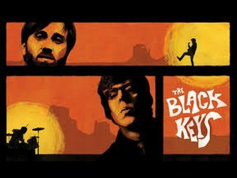 THE BLACK KEYS - Lonely Boy (Lyrics on screen)