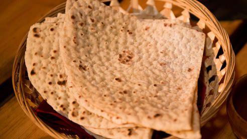 Gahkku - samisk tynnbrød