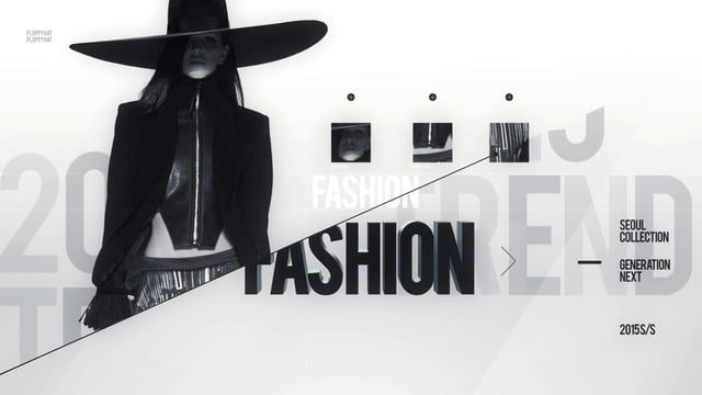 Tittle:Seoul Fashion Week 2015 S/S Title Client:SeoulFashionWeek,TRENDY Date:2015.10.17 Running time : 00:00:15  by.AINY relax420@naver.com