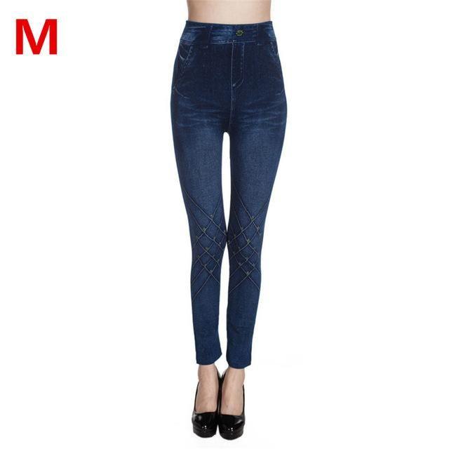 Women Leggings Autumn Jeans Pants – In Tecno Store