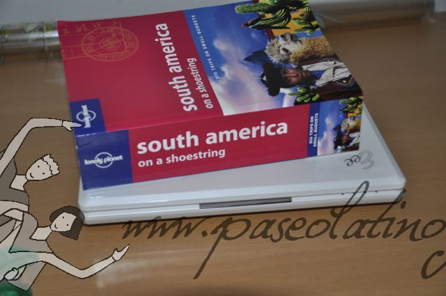 Préparation d'un voyage en Amerique latine