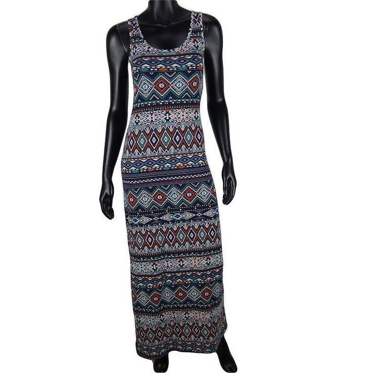 Maxi tank jurk met tropische print in koraal mintgroen  15-  #Beverwijk #Heemskerk #IJmuiden #Velsen #fashion #happy #follow #cute #followme #like #instacool #nofilter #style #sweet #fashionable #hot  #webshop #fashioncheque #vvv #nieuwecollectie