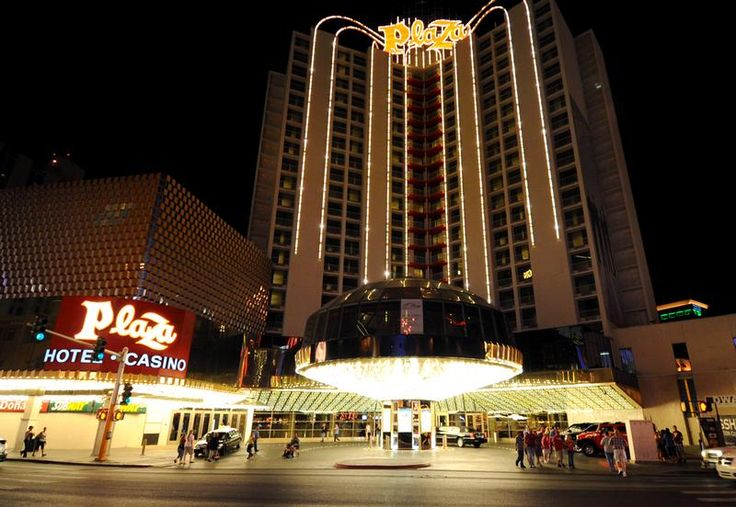 vegas downtown hotel: