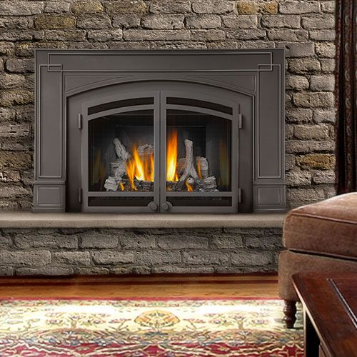 Napoleon Infrared 3 Gas Fireplace Insert Ir3n 1sb