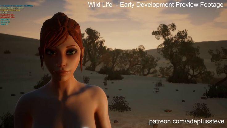 Wild Life - Early Development Footage  Pc Rpg - Futuristic  Juegos-3416