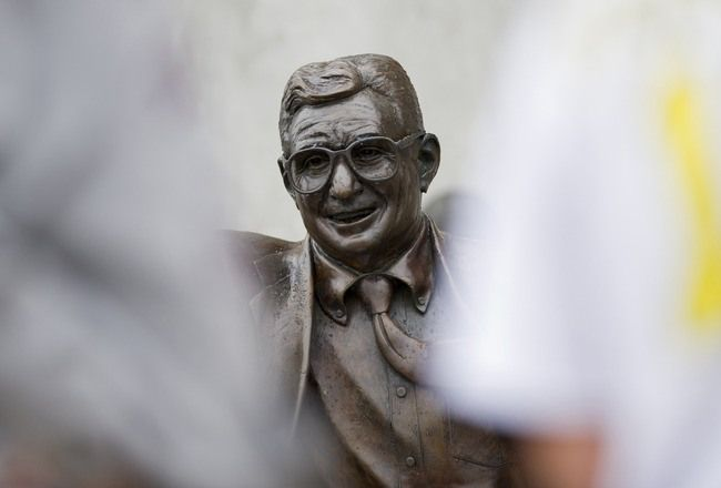 No death penalty for Penn State; fans call sanctions rape & molestation