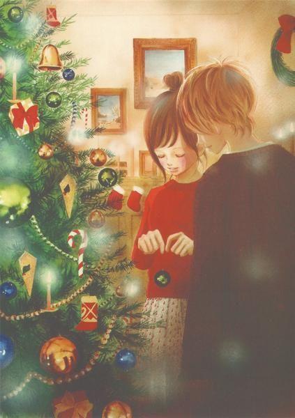 Buon Natale - メリークリスマス (Merīkurisumasu)
