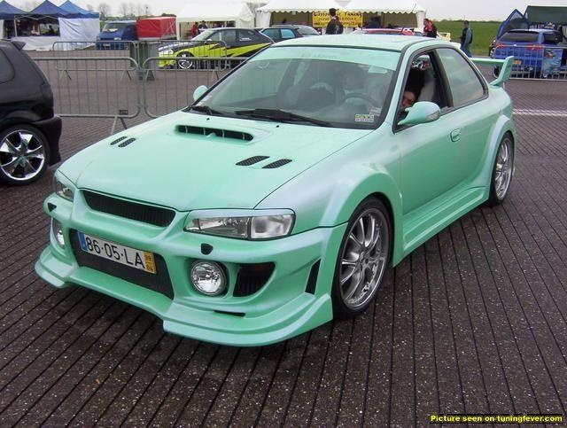 official custom paint job thread page 10 subaru On subaru impreza paint