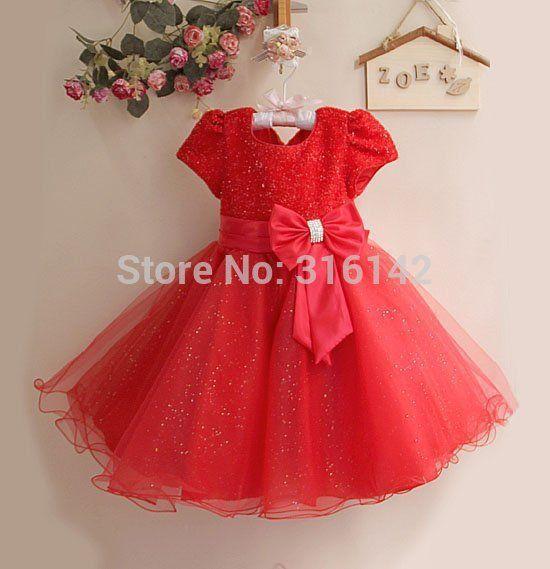 Розничная горячие кружева большой бант милый ребенок платье, Девочки день рождения ну вечеринку свадебные платья, Конфеты цвета принцесса младенческой платье 1272