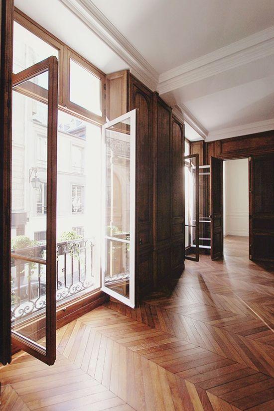 Romantic Juliet Balconies