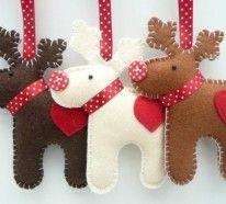 Haben Sie schon Ihren Weihnachtsbaum geschmückt? Wir haben für Sie originelle Bastelideen für Weihnachten. Basteln Sei selbst Ihren Weihnachtsbaumschmuck...