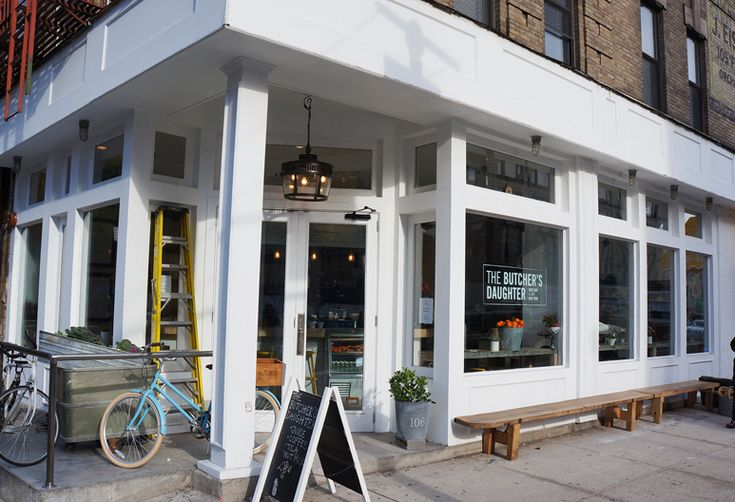 The Butchers Daughter NYC - New York City restaurant guide: Fifteen Favourites