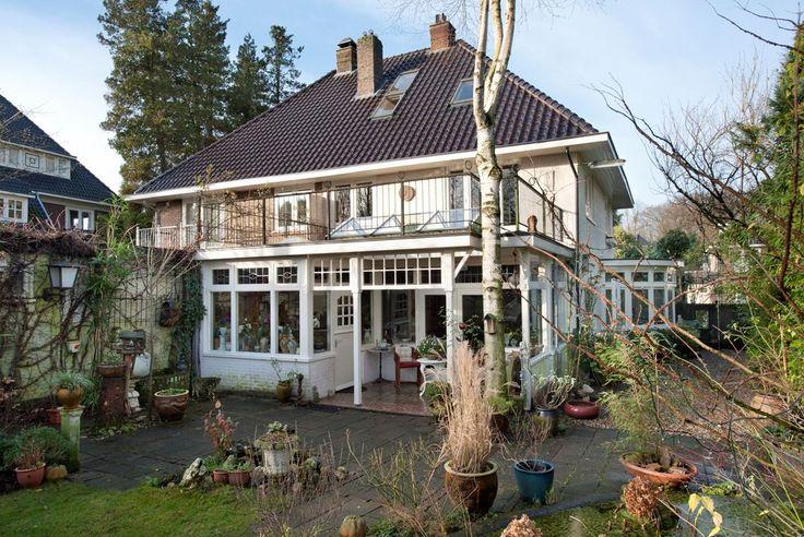 Jaren30woningen.nl | Aangebouwde serre en veranda