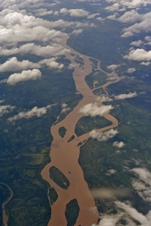 Niger river near Lagos | Nigeria (by jorsan22)