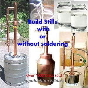 BASIC MOONSHINE STILL DESIGN