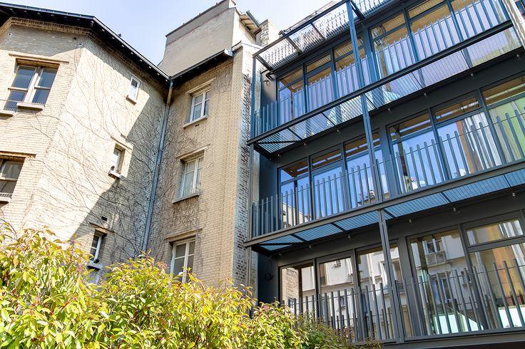 La Maison 14 #Paris