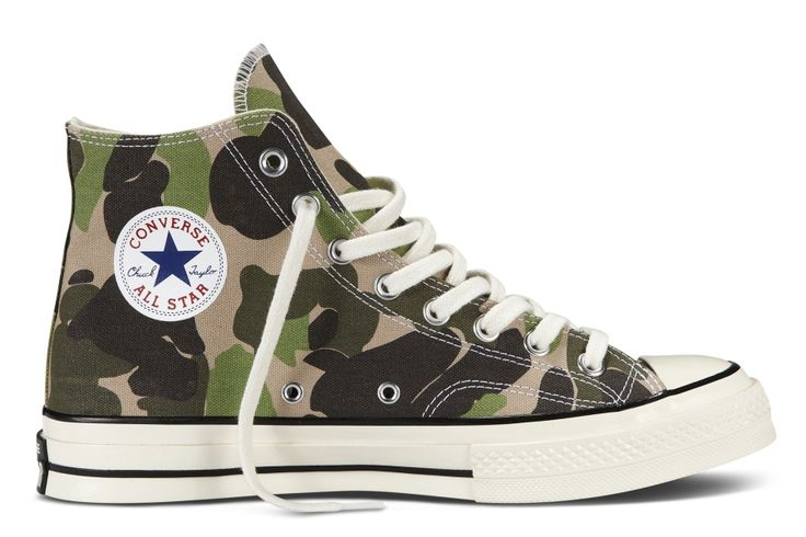 Converse Chuck Taylor Sneakers...cammo