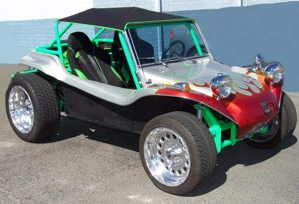 1973 Meyers Manx Dune Buggy - Serial #1531