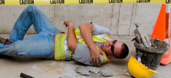 construction accidents melbourne