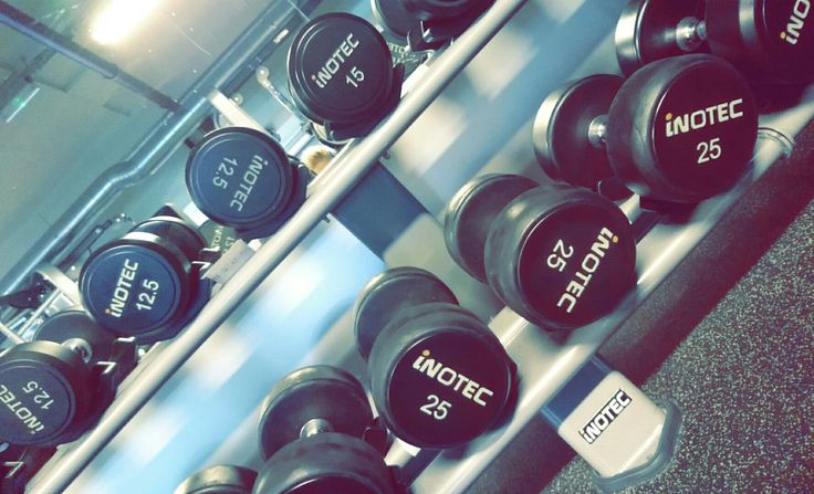 Love those weights ❤️