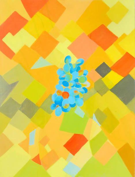 Saskia Leek, Daren Knight Gallery