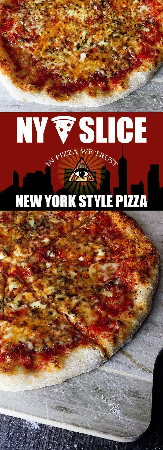 New York Style Pizza | Classic NY Slice