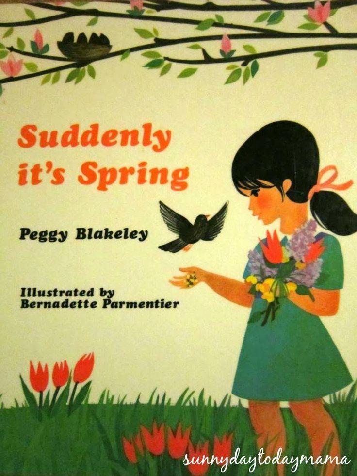Suddenly it's Spring http://sunnydaytodaymama.blogspot.co.uk/2014/03/suddenly-its-spring.html