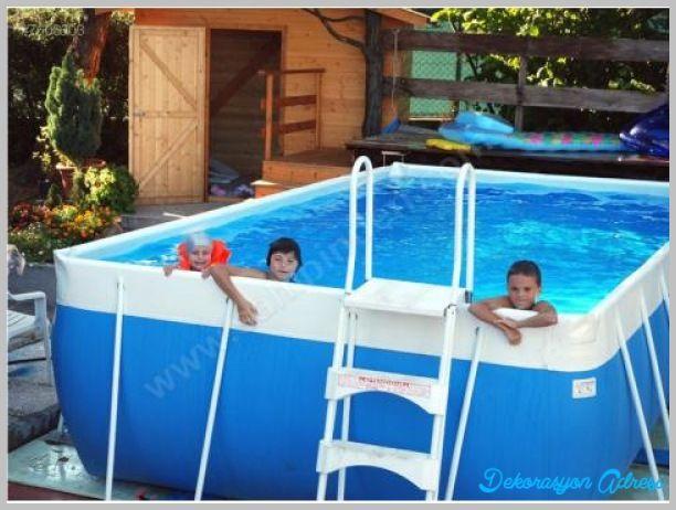 Portatif yüzme havuzları - http://www.dekorasyonadresi.com/portatif-yuzme-havuzlari/