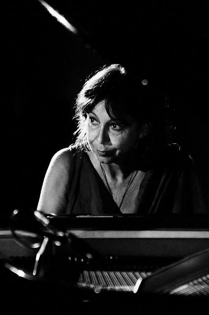 Rita Marcotulli, foto di Cristiana Cascioli - #Jazz #Piano