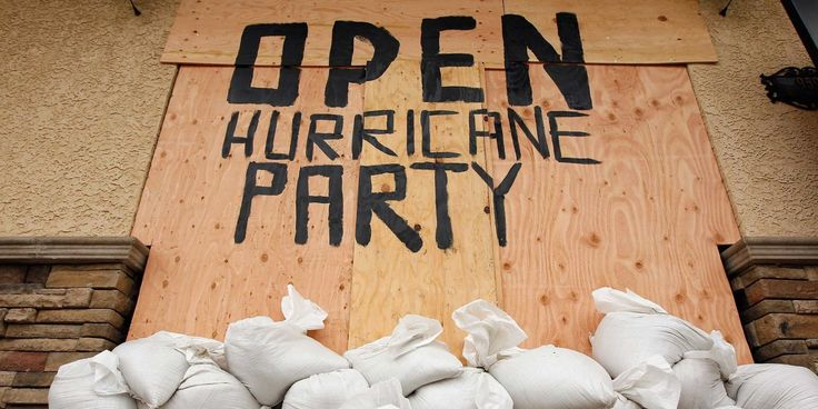 How to Throw a Hurricane Party