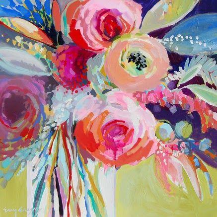 Эрин Фитцхью Грегори  Изумительная работа с цветом, радость жизни, оптимизм и чувство счастья - вот по этим признакам можно узнать работы Э...
