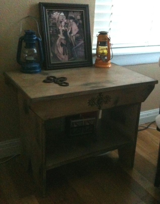 These Cute Country Tables Are Great Beside Your Favorite Chair · Abilene  TexasFarmhouse FurnitureYour Favorite