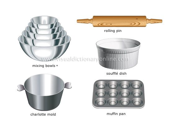 Ahhhh nore baking utensils