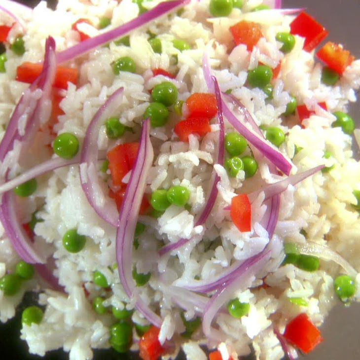 Cold Rice Salad Recipe