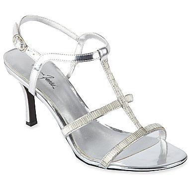 Jacqueline Ferrar® Blair High-Heel Sandals