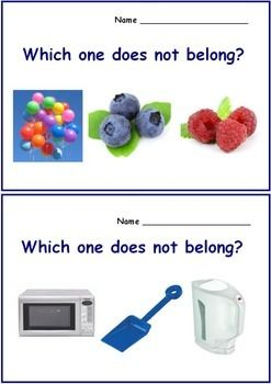 Image result for which one doesn't belong pictures