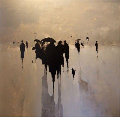 COULEUR - Couple Méditation  ARTchipel art contemporain - Un artiste chaque jour: Geoffrey Johnson