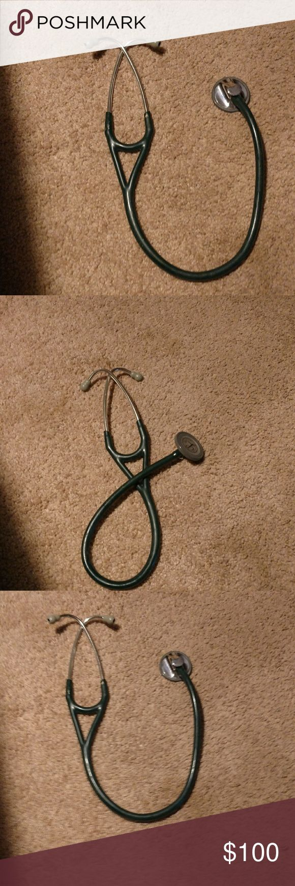 Littman Master Cardiology Stethoscope Great condition Other