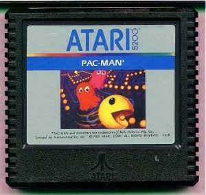 Pac-Man - Atari 5200 Game #atari