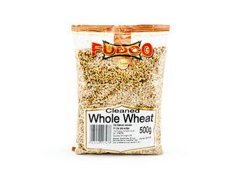#Fudco #Cleaned #Whole #Wheat - 500g