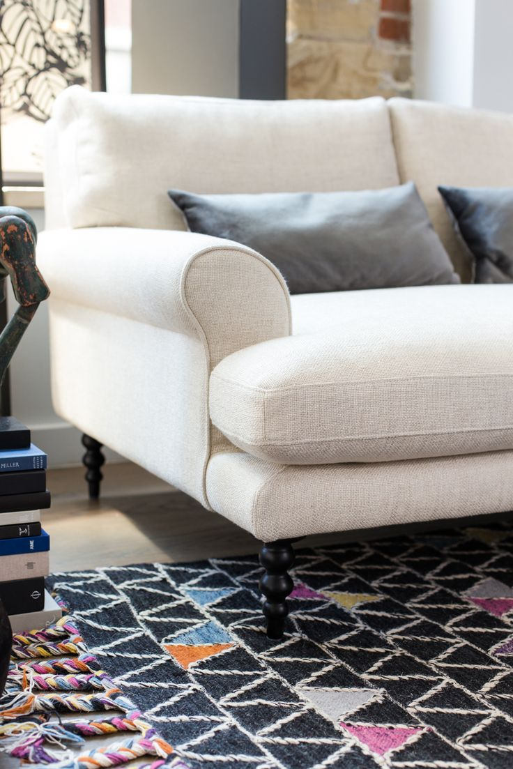 Win: The Maxwell, a Fabulously Classic Sofa — From: Interior Define & Apartment Therapy