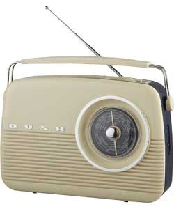 Love our BUSH DAB radio - company for the long lonely days!