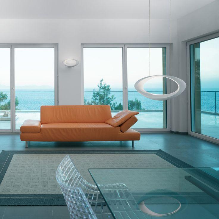 76 besten Wohnen - Licht Bilder auf Pinterest Lichtlein - wohnzimmer pendelleuchte modern